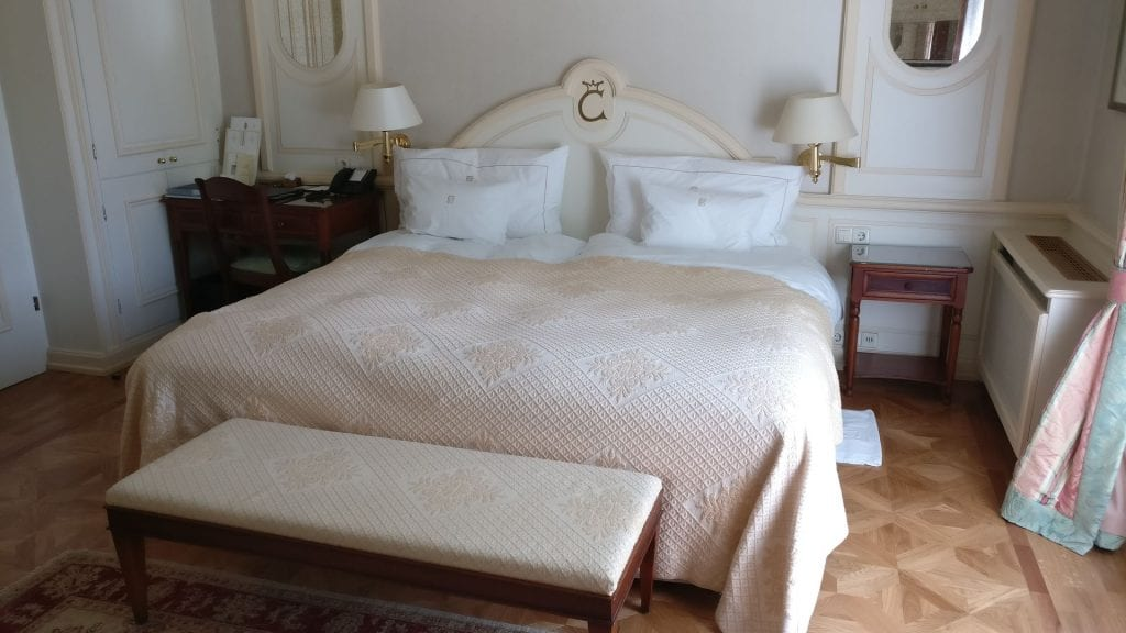 Colombi Hotel Freiburg Deluxe Room 5