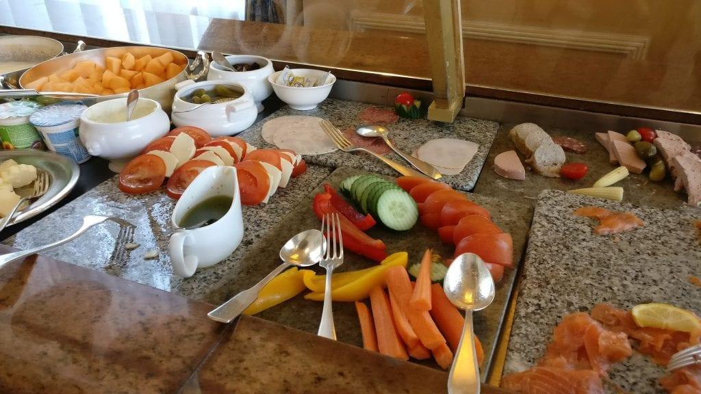 Colombi Hotel Freiburg Frühstück 5