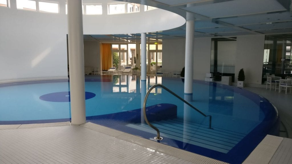 Colombi Hotel Freiburg Pool