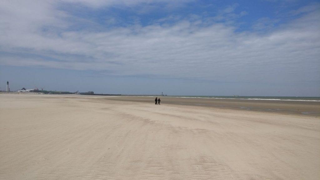 Dünkirchen Strand