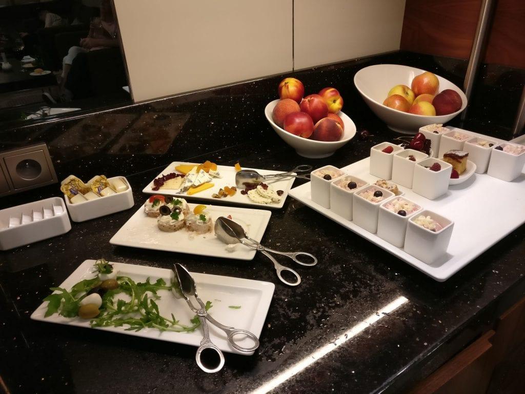 DoubleTree Warschau Convention Centre Dinner