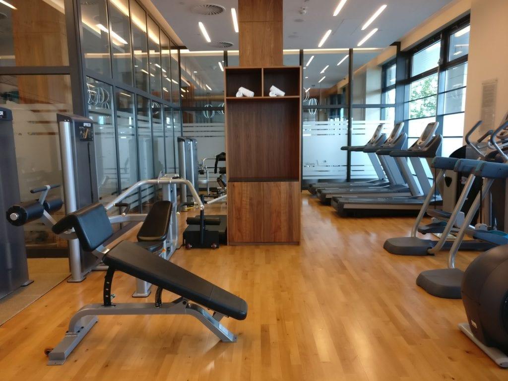 DoubleTree Warschau Convention Centre Gym 2