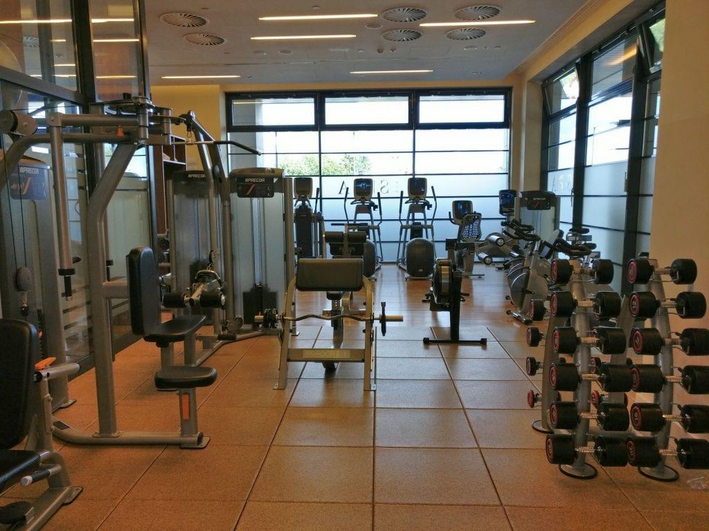 DoubleTree Warschau Convention Centre Gym 4