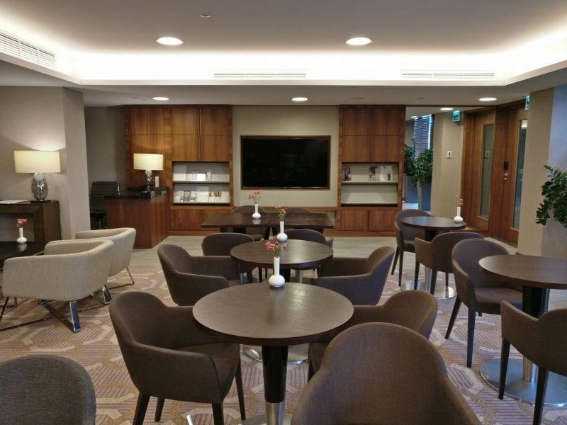 DoubleTree Warschau Convention Centre Lounge