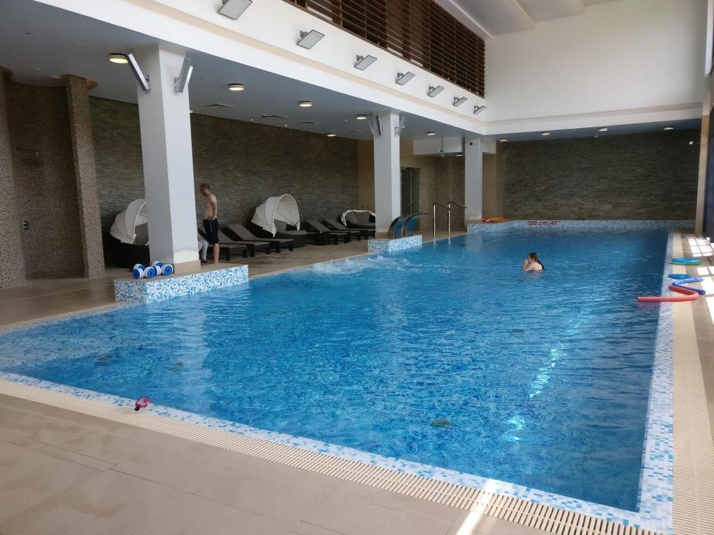 DoubleTree Warschau Convention Centre Pool