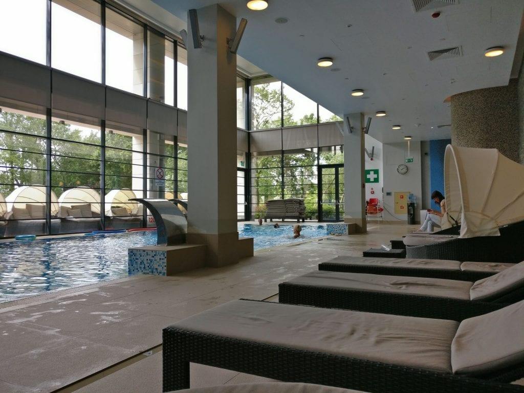 DoubleTree Warschau Convention Centre Pool 3