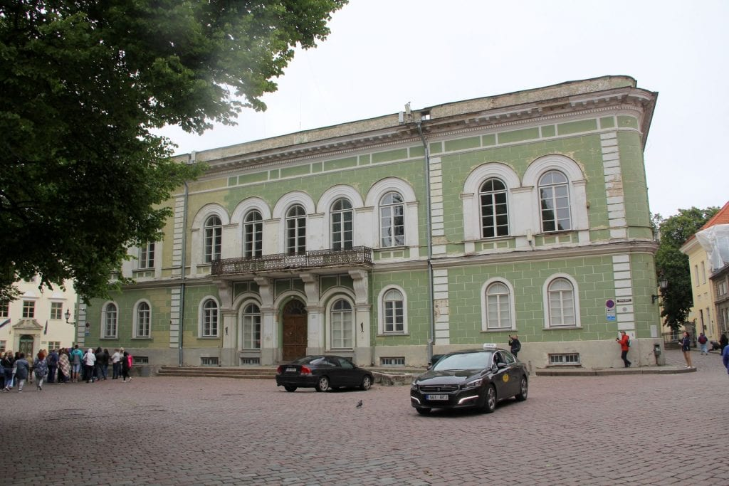 Estonian Kinghthood House