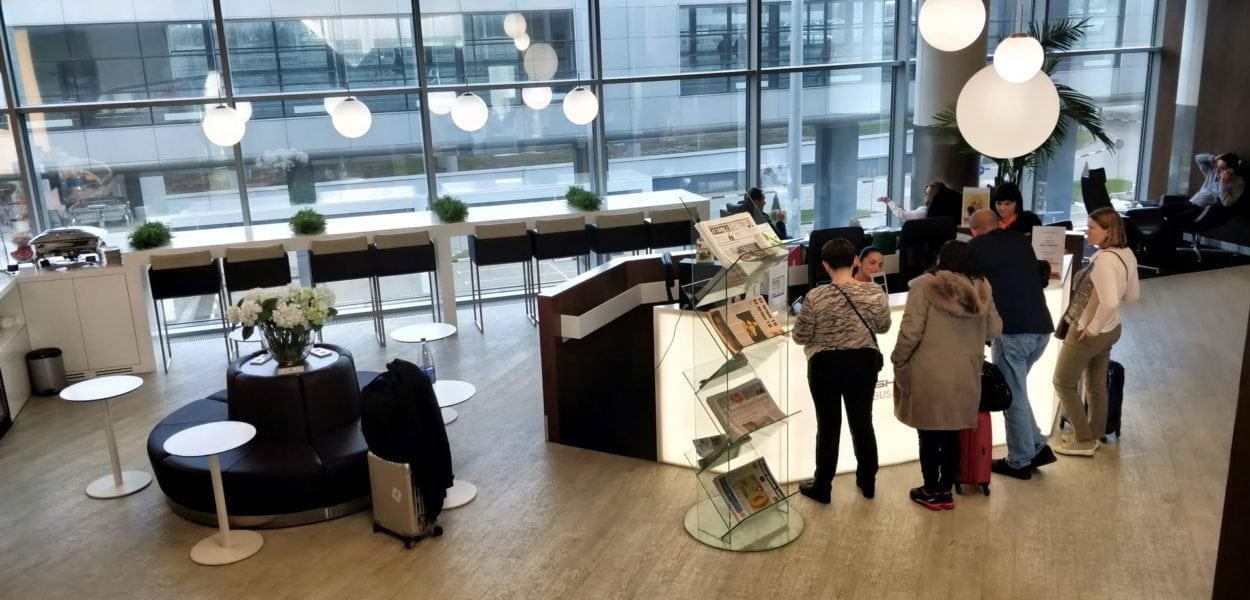 Gallery Lounge Moskau Eingang