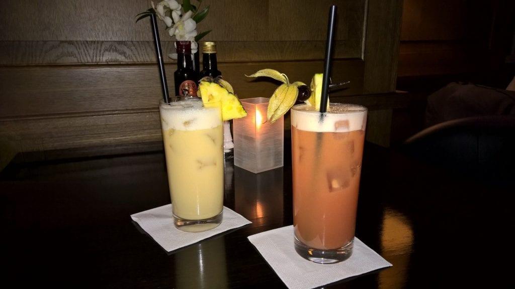 Grand Hotel Heiligendamm Cocktails
