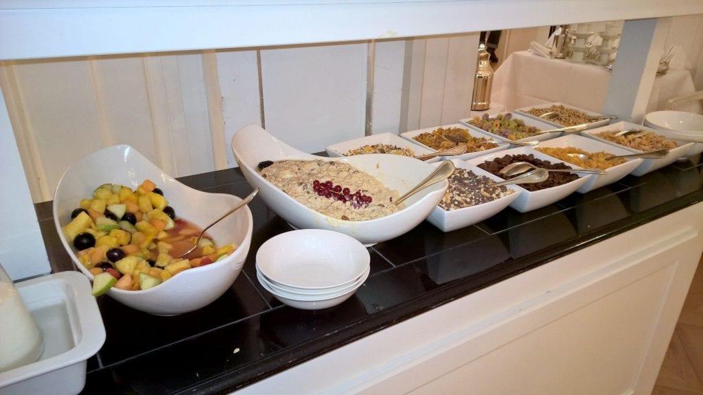 Grand Hotel Heiligendamm Frühstück 3