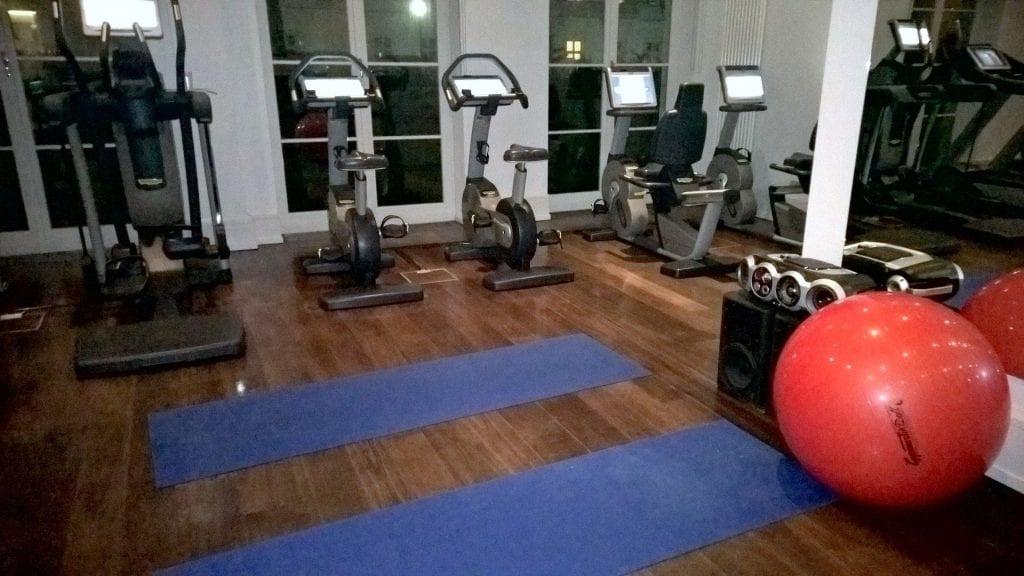 Grand Hotel Heiligendamm Gym