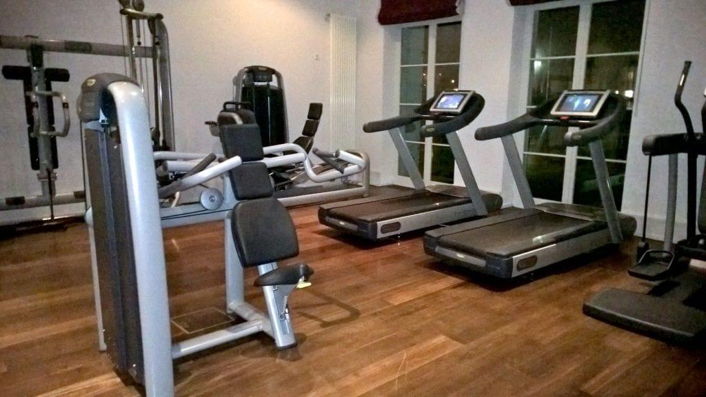 Grand Hotel Heiligendamm Gym 2