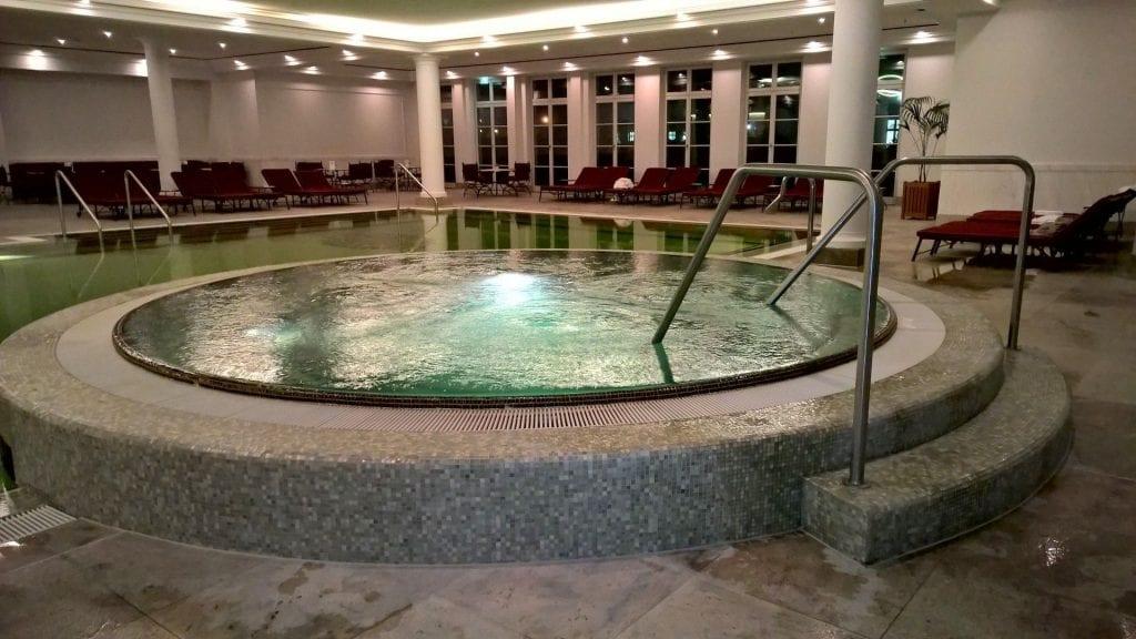 Grand Hotel Heiligendamm Jacuzzi