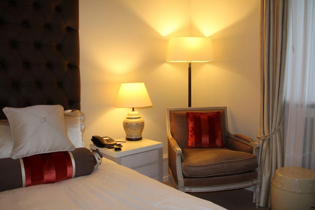 Grand Hotel Heiligendamm Klassik Zimmer