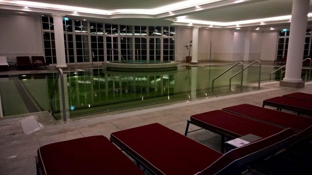 Grand Hotel Heiligendamm Pool 2