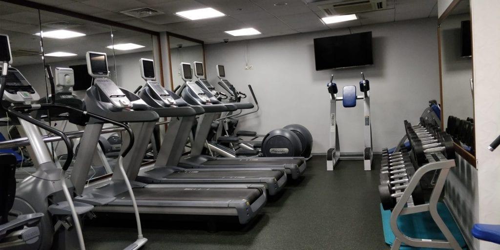Hilton Moskau Leningradskaya Fitness