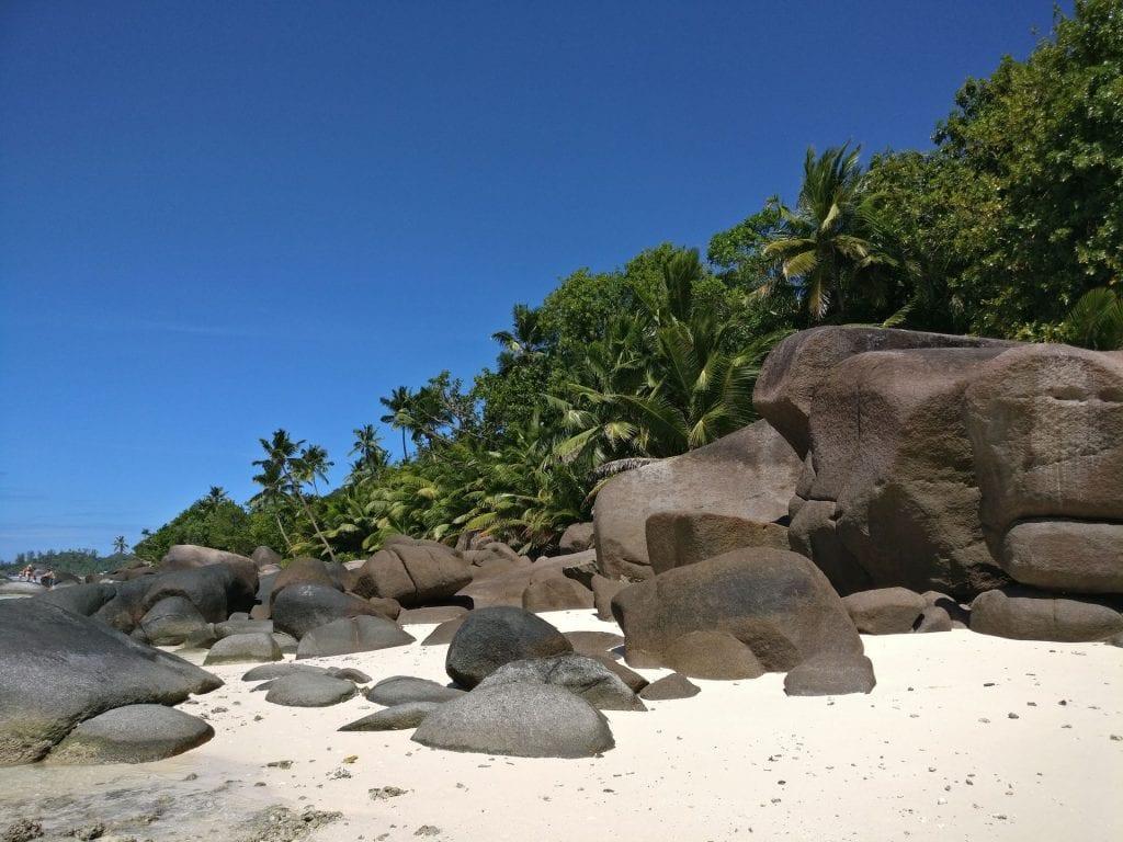 Hilton Seychelles Labriz Resort Beach 1