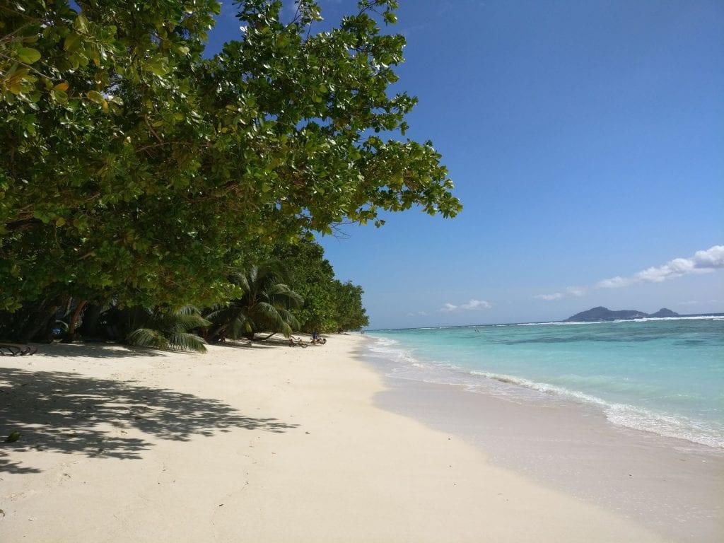Hilton Seychelles Labriz Resort Beach 11