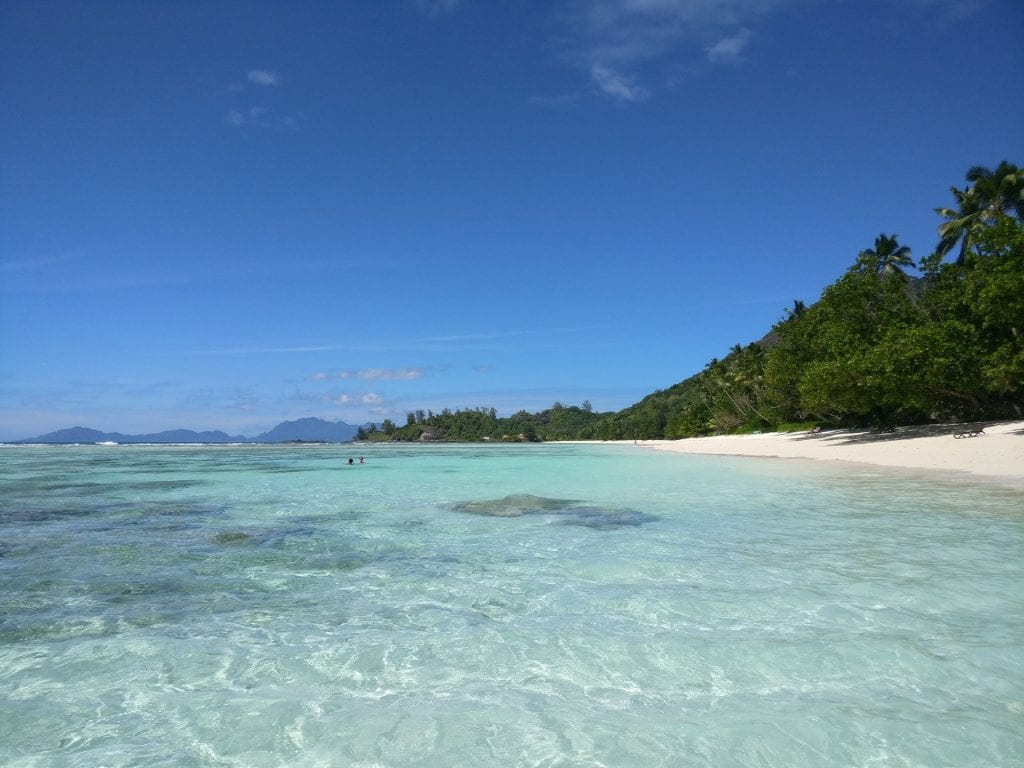 Hilton Seychelles Labriz Resort Beach 14