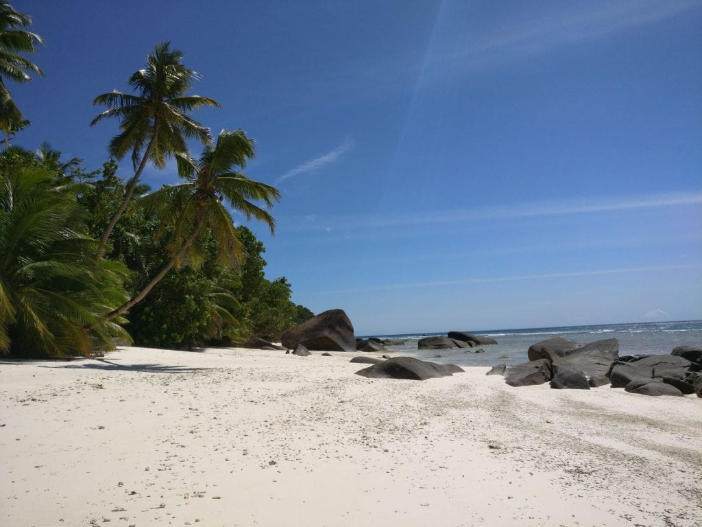Hilton Seychelles Labriz Resort Beach 2