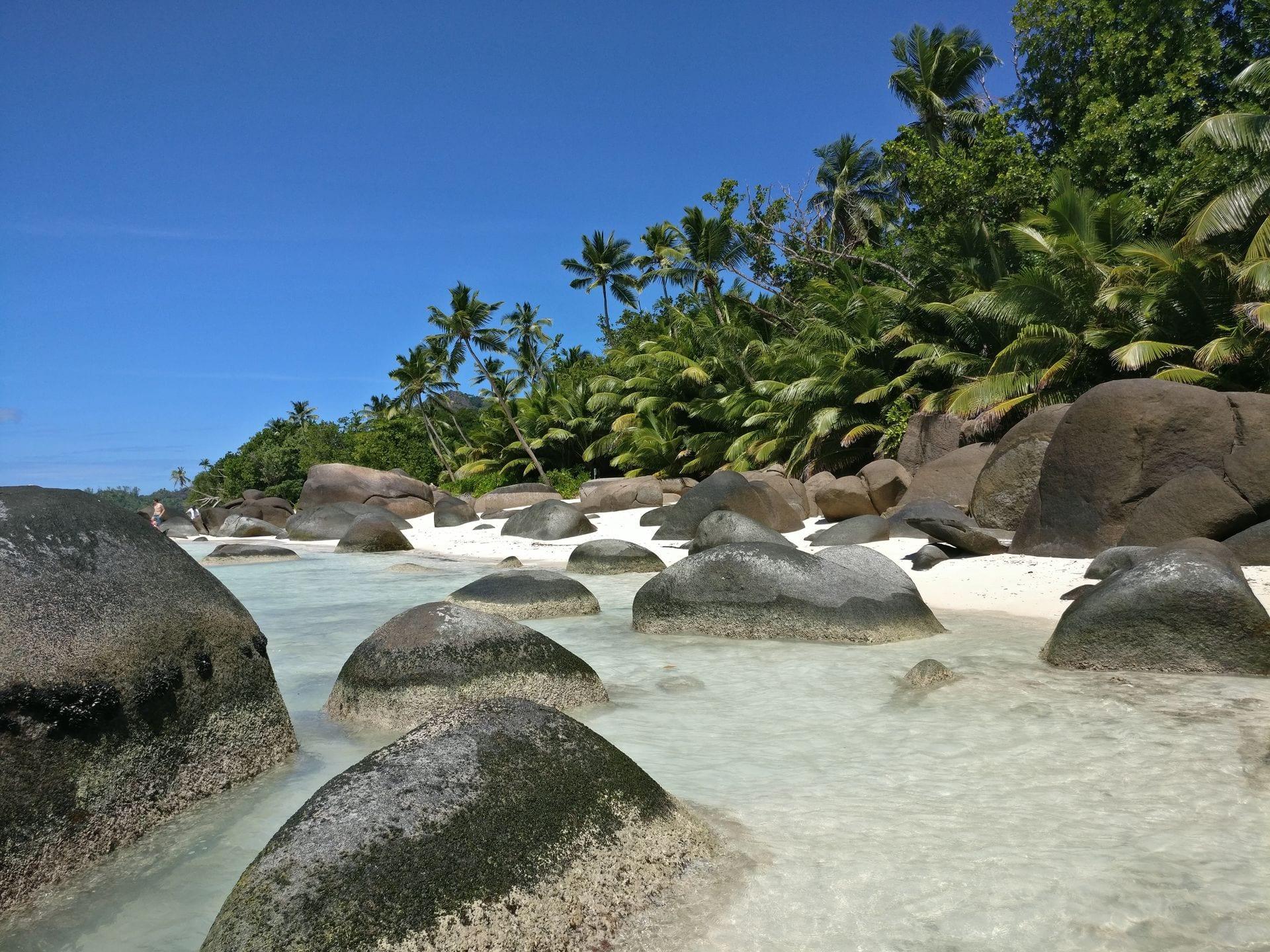 Hilton Seychelles Labriz Resort Beach 23