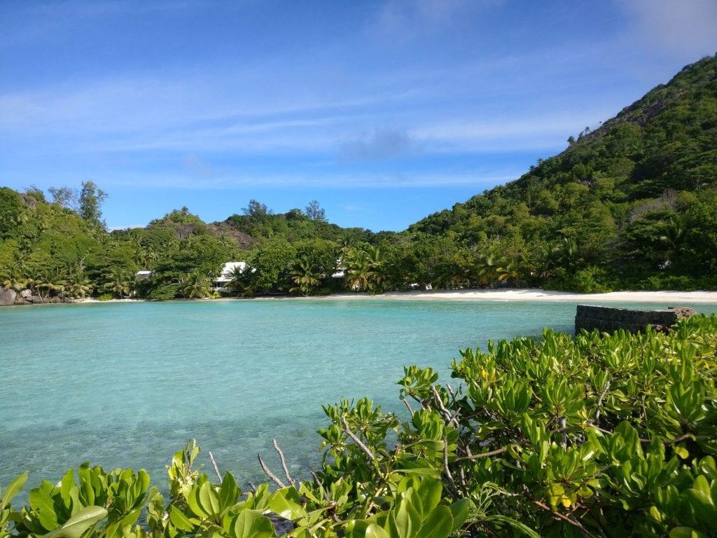 Hilton Seychelles Labriz Resort Beach 8