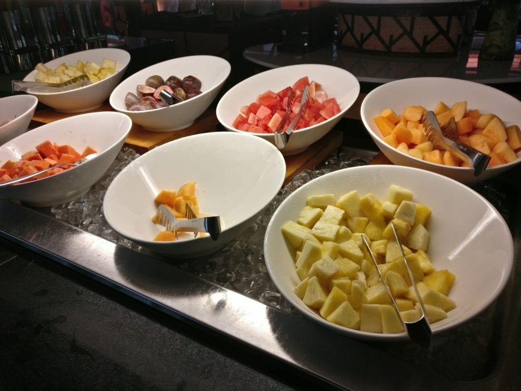 Hilton Seychelles Labriz Resort Breakfast