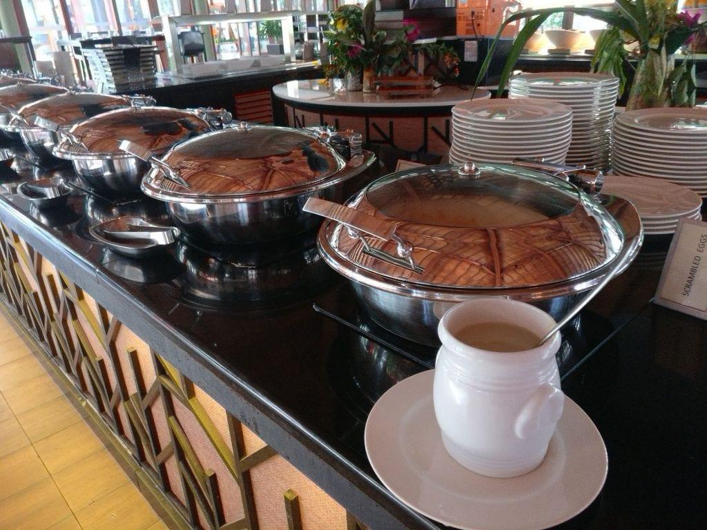 Hilton Seychelles Labriz Resort Breakfast 5