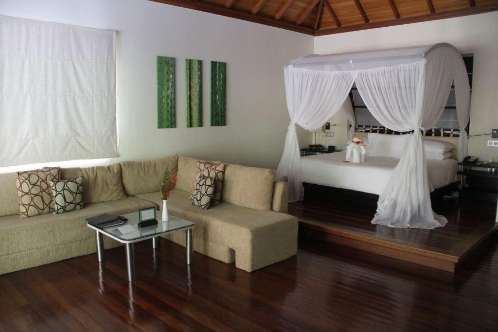 Hilton Seychelles Labriz Resort Deluxe Hillside Pool Villa 11