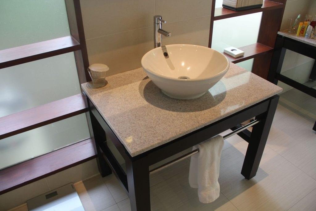 Hilton Seychelles Labriz Resort Deluxe Hillside Pool Villa Bathroom 2