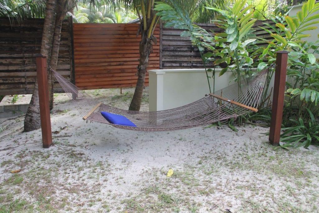 Hilton Seychelles Labriz Resort Deluxe Hillside Pool Villa Garden 5