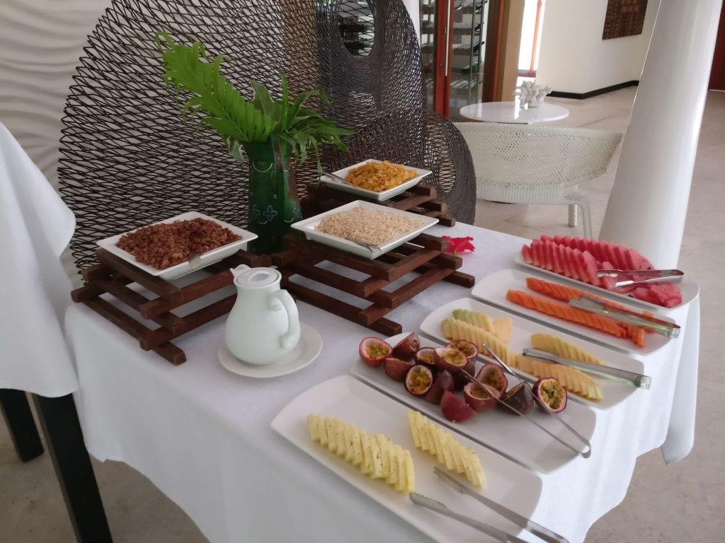 Hilton Seychelles Labriz Resort Executive Breakfast 6