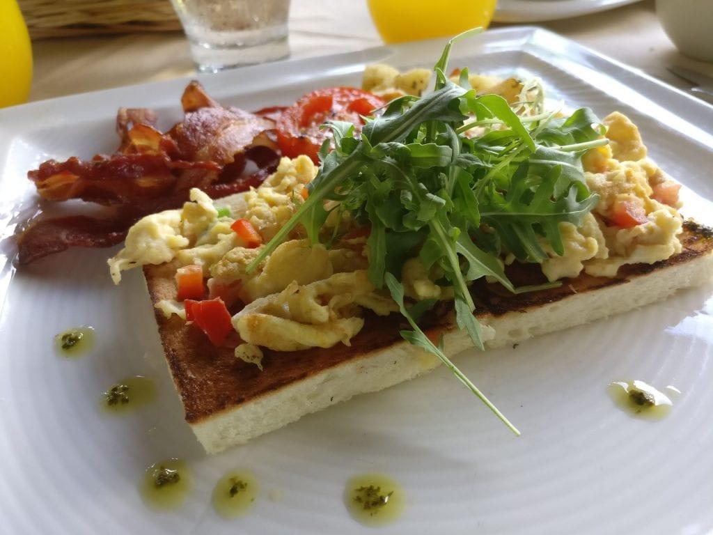 Hilton Seychelles Labriz Resort Executive Breakfast 7