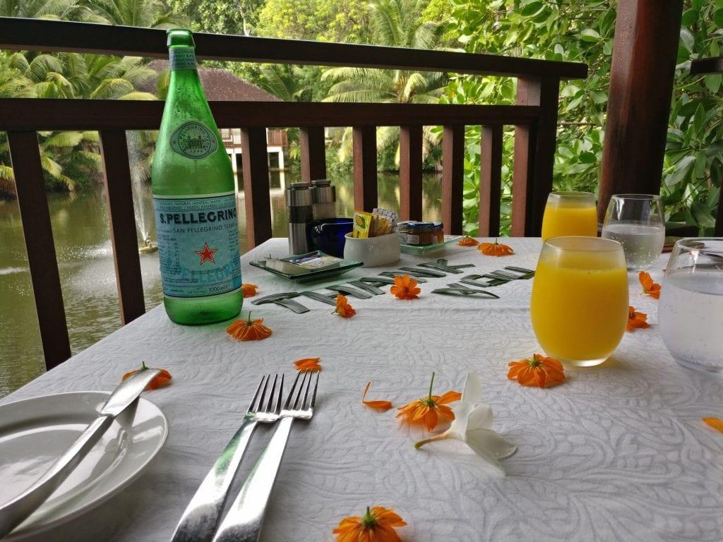 Hilton Seychelles Labriz Resort Executive Breakfast Last Day