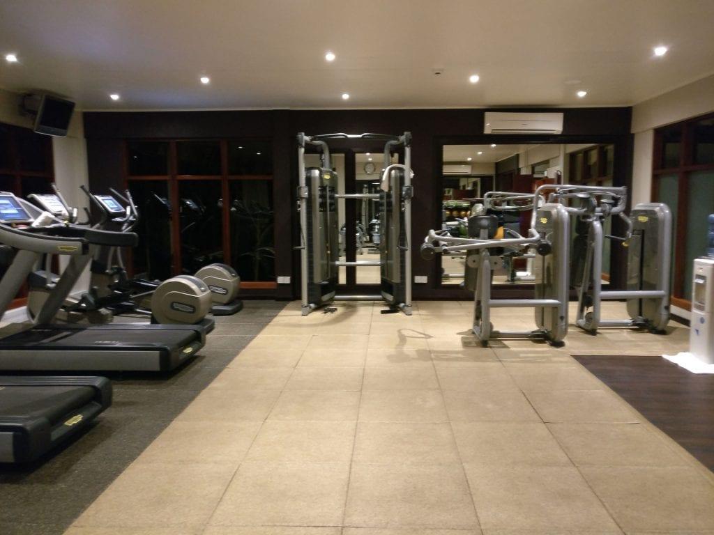 Hilton Seychelles Labriz Resort Gym 2