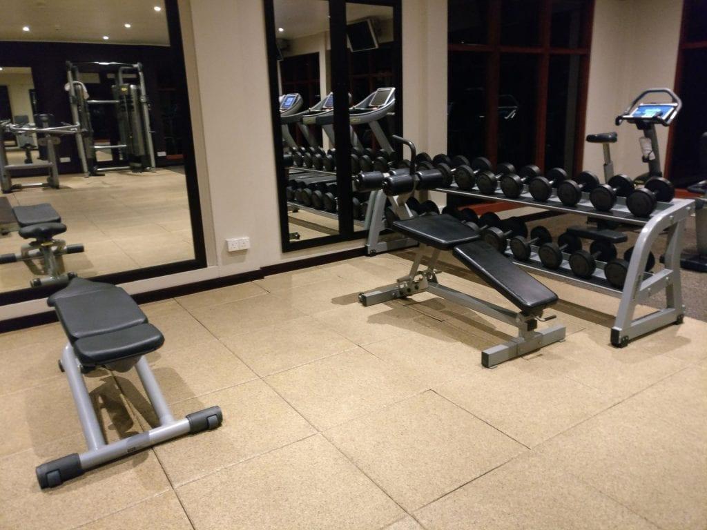 Hilton Seychelles Labriz Resort Gym 3