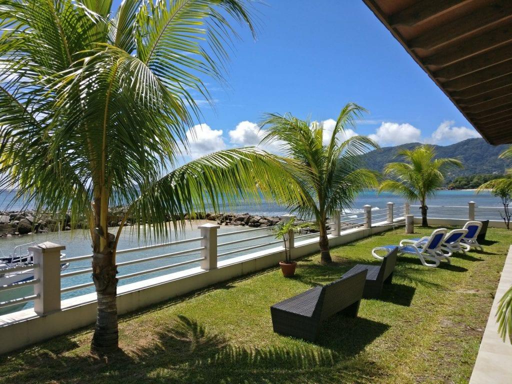 Hilton Seychelles Labriz Resort Jetty 7