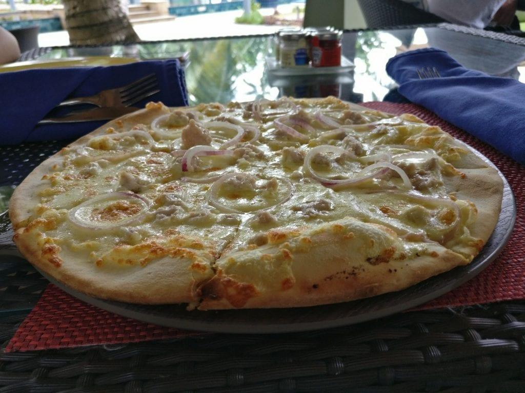 Hilton Seychelles Labriz Resort Lunch