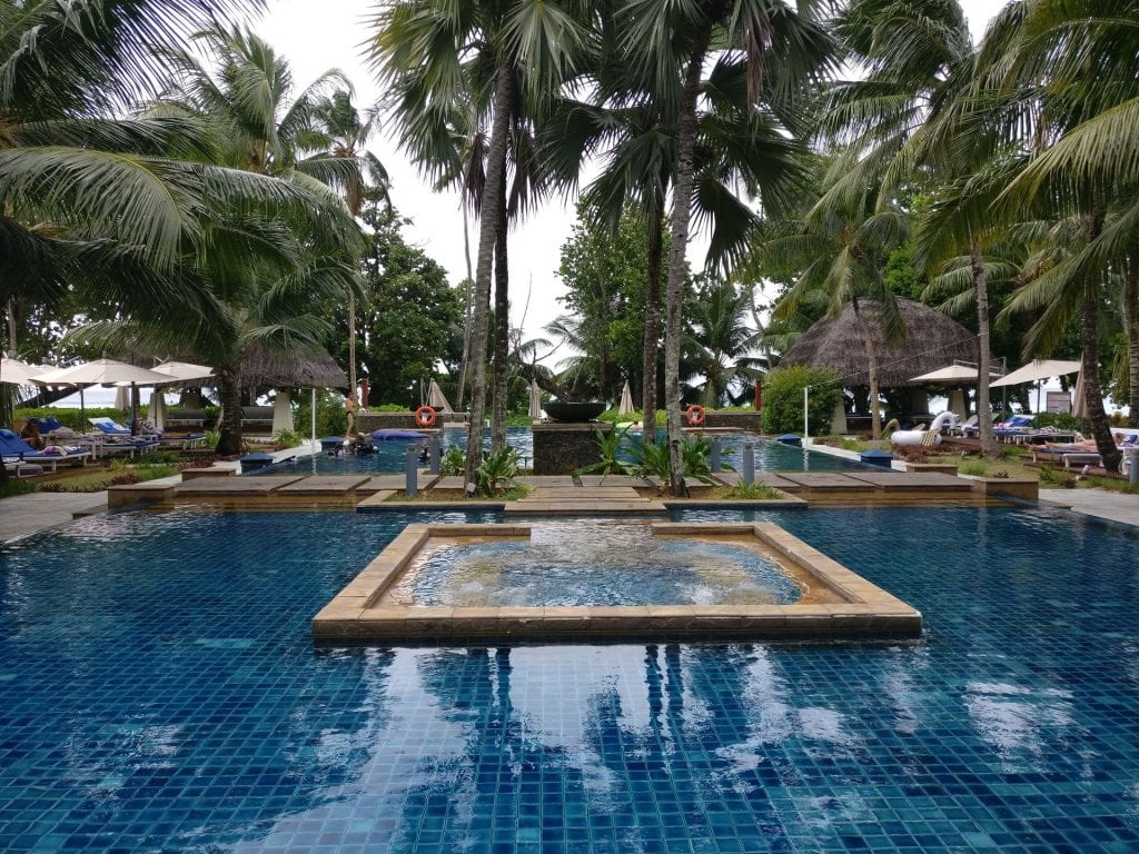 Hilton Seychelles Labriz Resort Main Pool 2