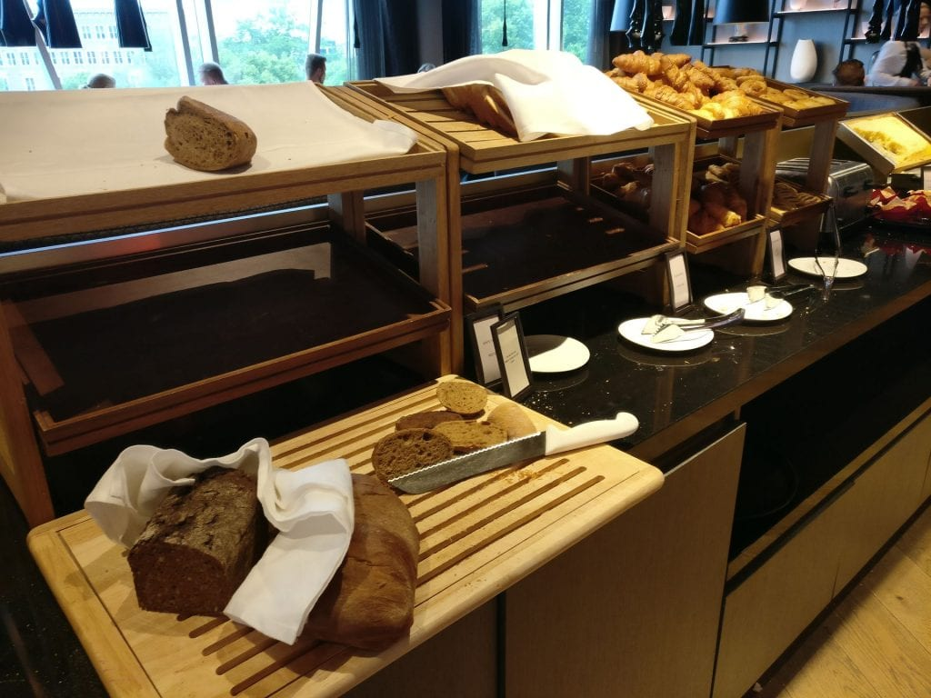 Hilton Tallinn Park Breakfast 5