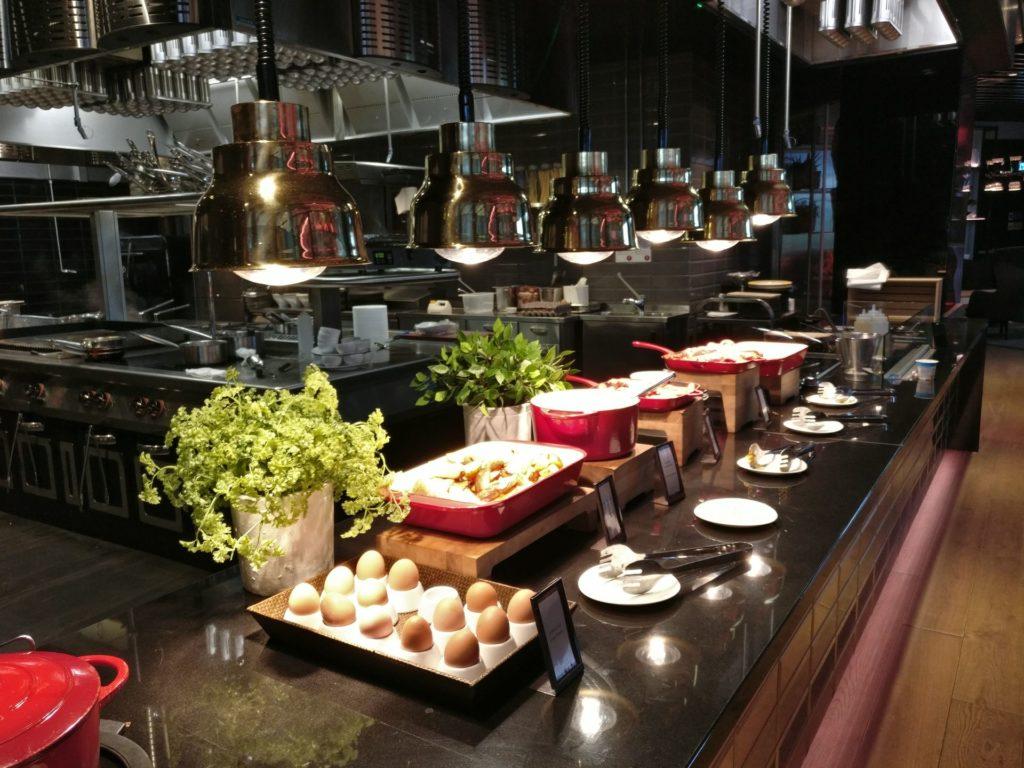 Hilton Tallinn Park Breakfast 6