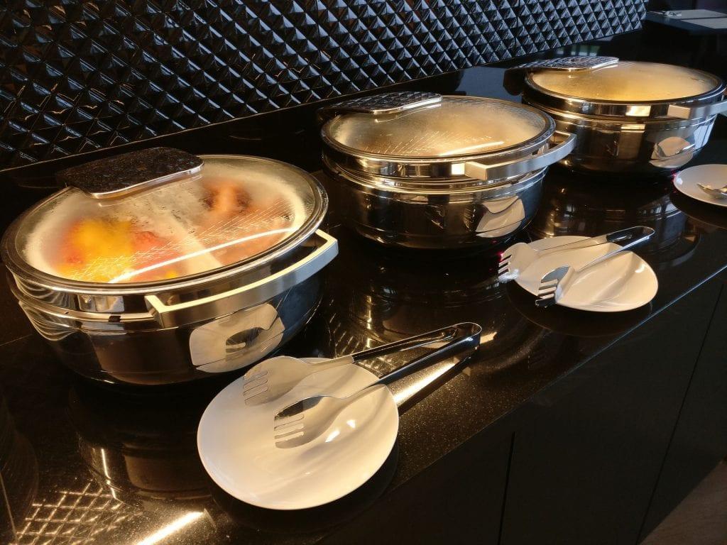 Hilton Tallinn Park Executive Lounge Beakfast 3