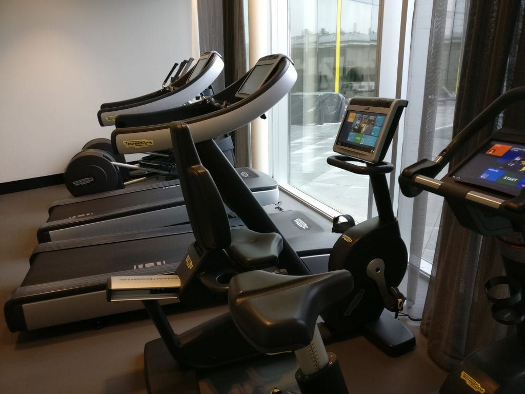 Hilton Tallinn Park Gym 2