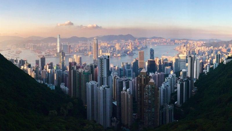 Hongkong Titelbild