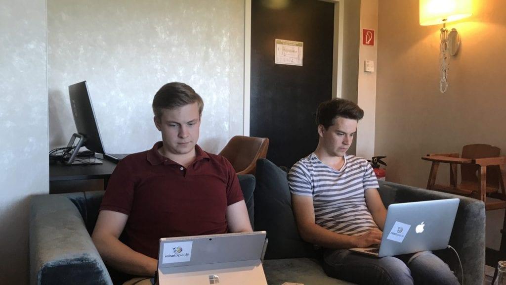Laptop Jan Severin