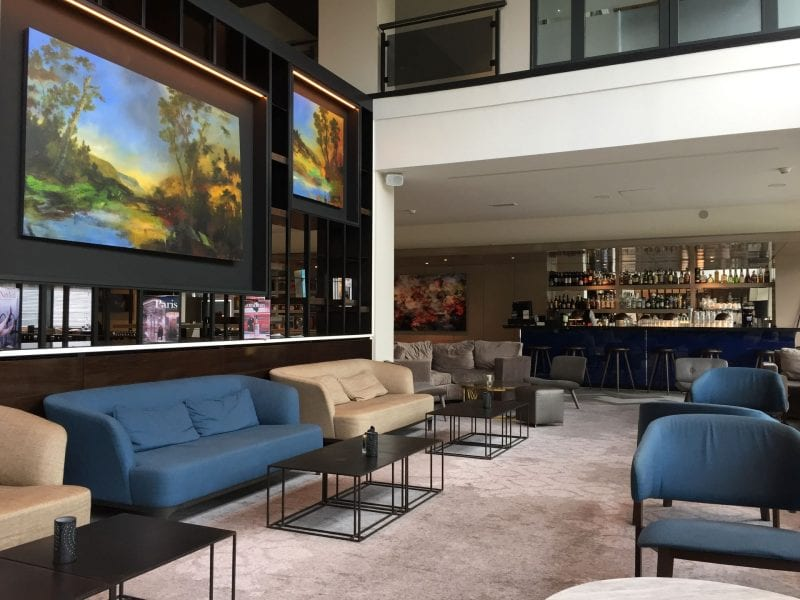 Marriott Den Haag Bar