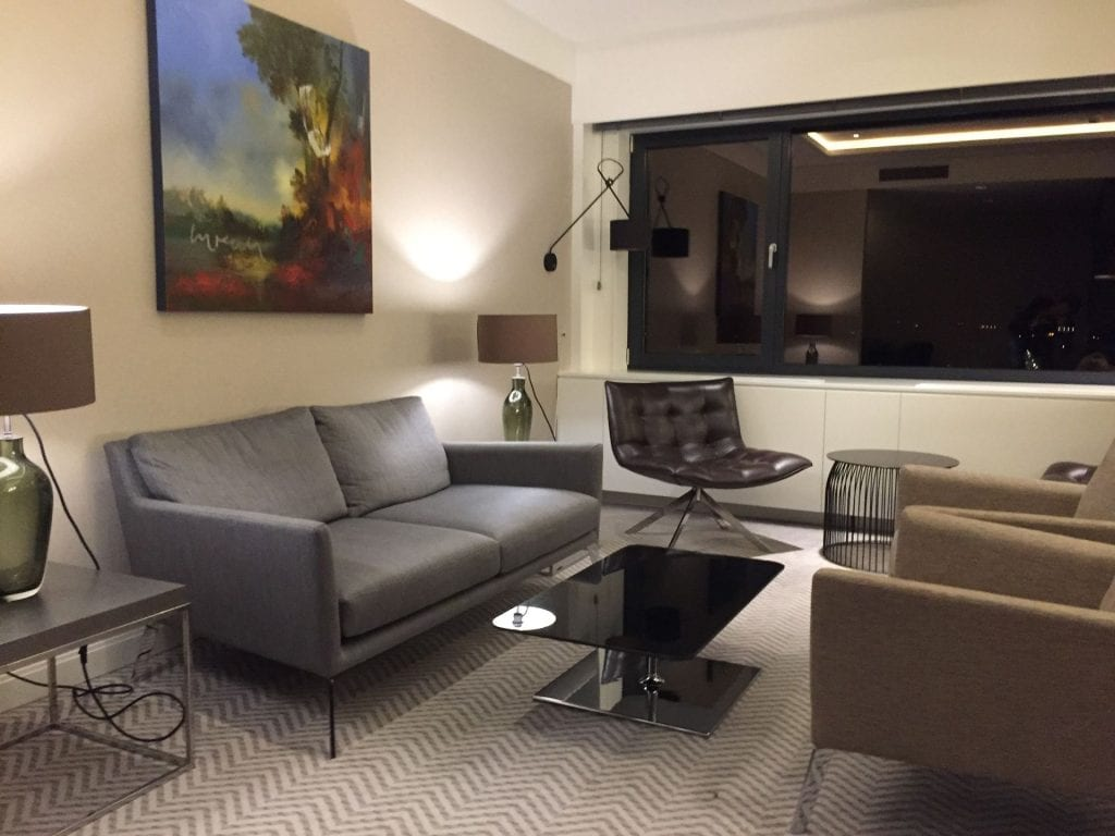 Marriott Den Haag Executive Lounge 1
