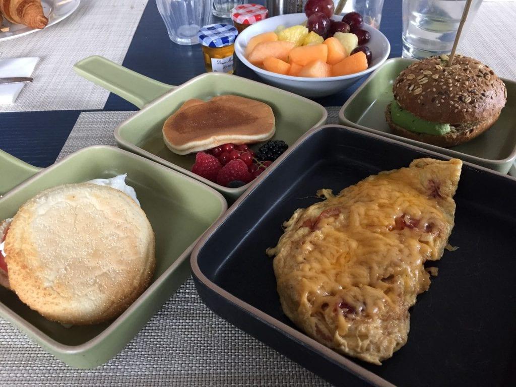 Marriott Den Haag Frühstück 1