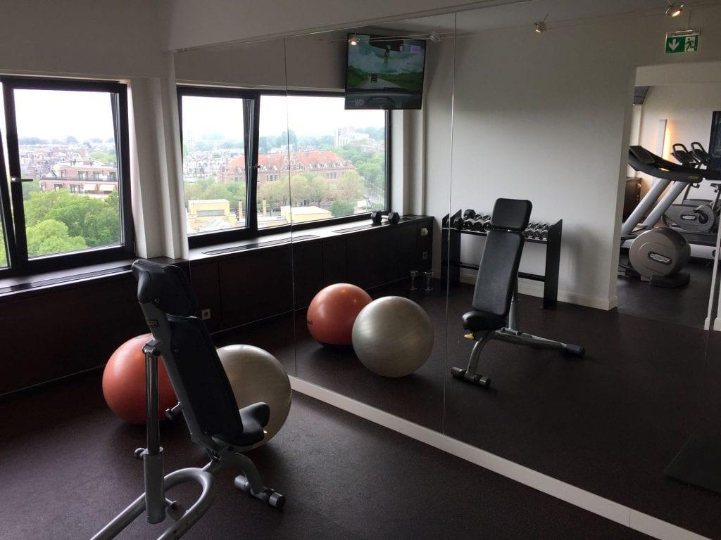 Marriott Den Haag Gym 2