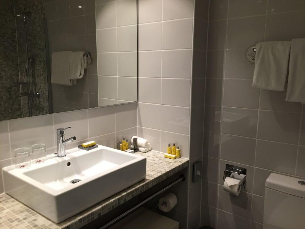 Marriott Den Haag Junior Suite Badezimmer 1